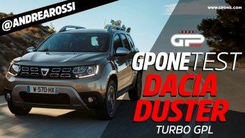 Auto - Test: Dacia Duster GPL 100CV, può percorrere 100 km con 4.50€!