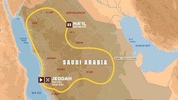 Dakar: La Dakar è tutta nuova ma sempre in Arabia Saudita