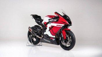 "Moto - News: Yamaha, una R6 ""canta"" per i suoi 65 anni"