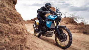 Moto - News: Yamaha Ténéré 700, nasce la Rally Edition