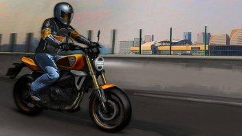 Moto - News: Harley-Davidson: una 300 un po' Benelli e un po' cinese all'orizzonte