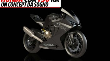 Moto - News: Honda CBR 750 RR Concept: il ritorno delle settemmezzo è vicino?