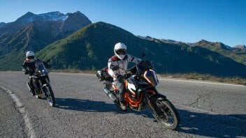 Moto - News: T.ur: collezione primavera - estate 2020