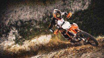 Moto - News: KTM gamma motocross SX 2021: salgono in tecnologia e prestazioni
