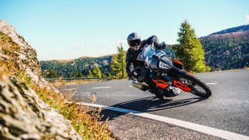 Moto - News: KTM e Husqvarna: in arrivo modelli 500 bicilindrici