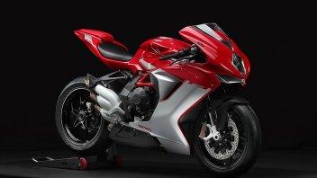 Moto - News: MV Agusta lavora all'erede della F3 800: sarà una rivoluzione