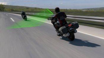 Moto - News: BMW Motorrad: in arrivo il cruise control adattivo sulle moto