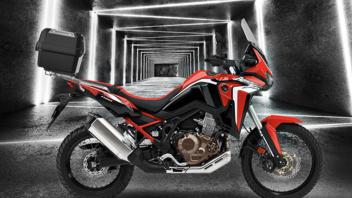 Moto - News: Nuovo allestimento per la Honda Africa Twin, arriva la 'Urban'
