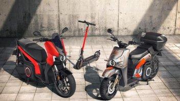 Moto - News: Seat Mò: ecco il nuovo brand Seat di piccoli veicoli elettrici