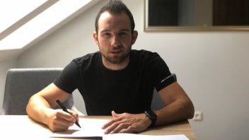 MotoE: Kornfeil torna in pista e sostituisce Smith nel team WithU Motorsport