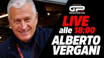 MotoGP: LIVE - Alberto Vergani ospite della diretta alle 18 su GPOne