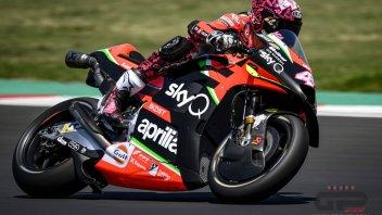 MotoGP: MISANO TEST - Aprilia: 3 days to choose the new engine