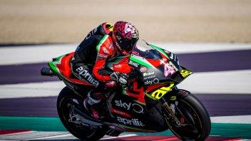 MotoGP: Test Misano: Aprilia alla riscossa, 1° Aleix Espargarò
