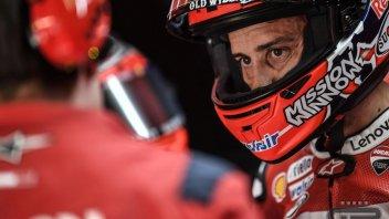 """MotoGP: Dovizioso: """"Petrucci ha talento per la MotoGP. Io e Ducati? Vedremo"""""""