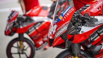 """MotoGP: Ducati: """"Siamo i più danneggiati dallo stop allo sviluppo"""""""