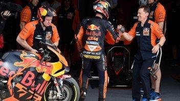 """MotoGP: Leitner: """"Pol Espargarò in Honda? È cresciuto grazie a KTM"""""""