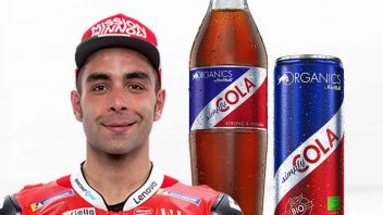 MotoGP: Petrucci sorride alla KTM: per lui l'immagine 'nature' di Red Bull