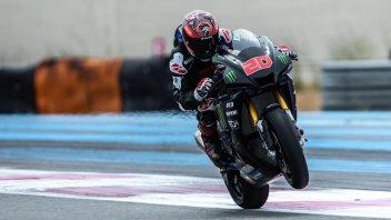 MotoGP: Quartararo: R1 'illegale' al Paul Ricard fermo per 20 minuti nelle FP1