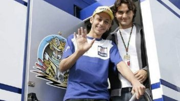 MotoGP: Forbes: Federer the 'Scrooge McDuck' of sport, Rossi and Marquez outside the 100