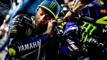 """MotoGP: Rossi: """"Scelsi Yamaha per dimostrare che ero io a vincere non la Honda"""""""