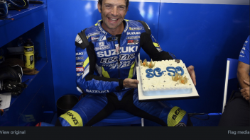 MotoGP: Sylvain Guintoli: former Superbike World Champion celebrates 38 years in the garage
