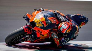MotoGP: MISANO TESTS - Pol Espargarò and KTM, fastest on first day