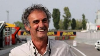"""MotoGP: Uncini: """"If there is a positive case in the paddock, we will not stop everything"""""""