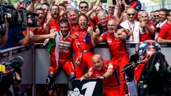 """MotoGP: Vergani: """"Se Dovizioso non rinnova, la Ducati cercherà Lorenzo"""""""