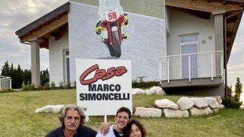 """News: Prima sera in Casa Marco Simoncelli. Paolo: """"ci siamo riusciti!"""""""