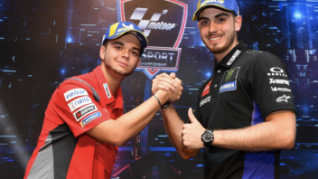 Playtime - Games: 2020 MotoGP eSport Championship Global Series contestants revealed