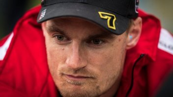 """SBK: Petrucci-KTM """"saves"""" Davies: """"If he goes fast, he could stay in Ducati"""""""