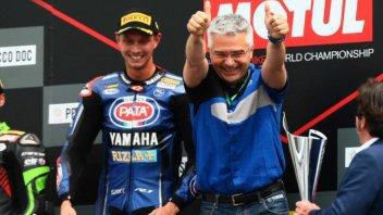 """SBK: Dosoli: """"Yamaha didn't expect van der Mark to go"""""""