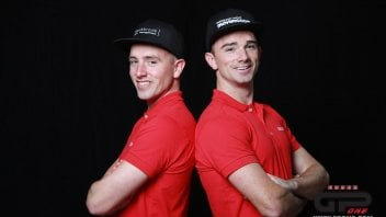 SBK: In the footsteps of the Marquez brothers: Glenn & Andrew Irwin and Honda in the BSB