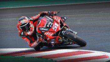 SBK: Operazione CIV: Pirro e Ducati in pista al Mugello