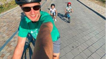 SBK: Rea, Lowes e Sykes: vacanzieri a spasso per l'Europa verso Barcellona