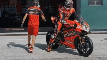 SBK: MISANO TESTS - Redding's not waiting for Rea: on the track a day early