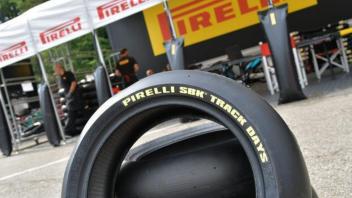 SBK: Al debutto nel CIV il 'gommone' Pirelli Diablo Superbike