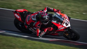 """SBK: Scott Redding: """"I set a good chrono, but this is not important"""""""