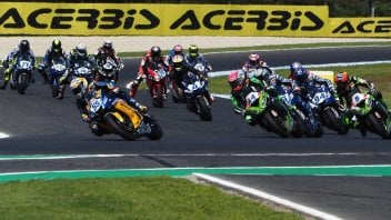 SBK: SSP and SS300 double: two races starting in Jerez