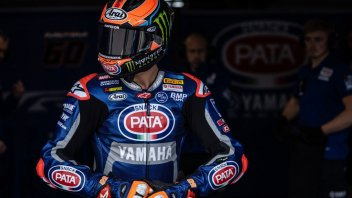 SBK: OFFICIAL - Van der Mark and Yamaha: farewell at the end of the season