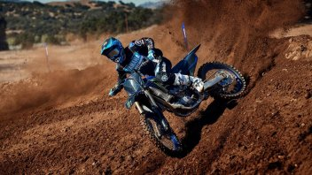 Moto - News: Yamaha: le YZ m.y. 2021, si fanno ancora più racing