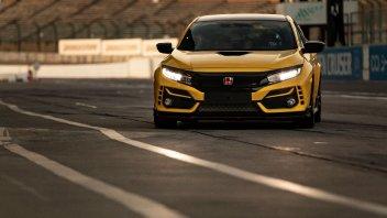Auto - News: Nuova Honda Civic Type R: La Limited Edition batte il record di Suzuka