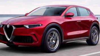 Auto - News: Alfa Romeo Brennero (o Milano): sarà la prima Alfa elettrica, eresia?