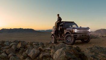 Auto - News: Ford Bronco: il ritorno di una leggenda 4x4, non chiamatelo SUV!