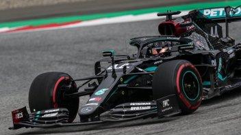 Auto - News: Formula1 - Dominio Hamilton e disastro Ferrari al ritorno in pista