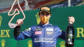 Auto - News: F1- Le pagelle del GP d'Austria: Bottas da 10 ma la lode è per Norris