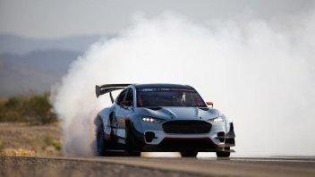 Auto - News: Mustang Mach E 1400: 1419 cv di pura adrenalina elettrica!