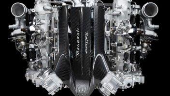 Auto - News: Maserati Nettuno: ecco il nuovo V6 da 630 CV che equipaggerà la MC20