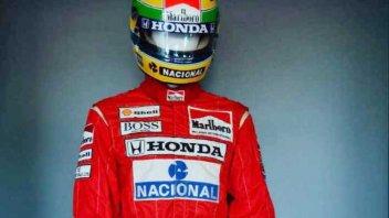 Auto - News: Furto cimeli Senna: l'elenco dei memorabilia ancora non rinvenuti