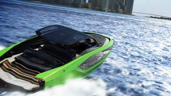 """Auto - News: Lamborghini: lo yacht da 4 mila cavalli """"Tecnomar per Lamborghini 63"""""""